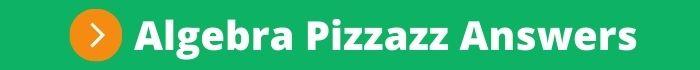 Algebra Pizzazz Answers key